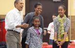 filles obama