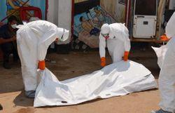 sur 5357 cas ebola a tue 2630 personnes