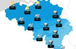 le week end s 39 annonce nuageux et globalement sec