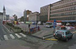 rive gauche a charleroi le parking de la place albert 1er bientot ferme