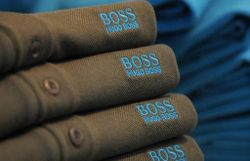 hugo boss l actionnaire principal red black met en vente 11 2 du capital
