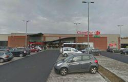 braquage dans un supermarche de l avenue de ransart a gilly