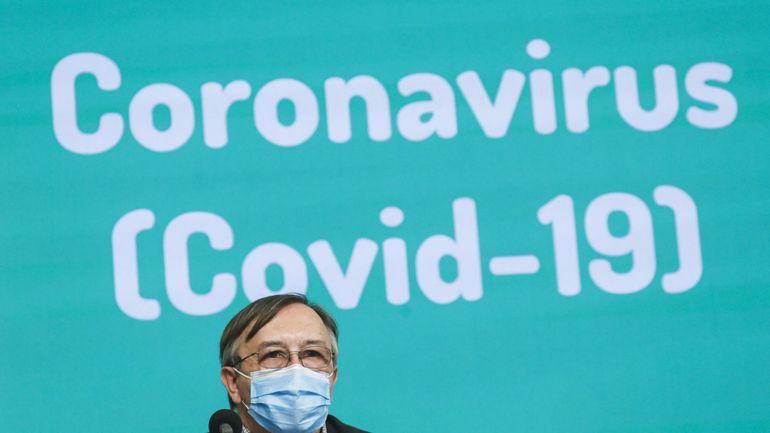 Coronavirus en Belgique : suivez la conférence de presse du Centre interfédéral de crise en direct