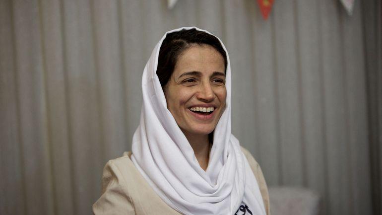 L'avocate Nasrin Sotoudeh récompensée à Bruxelles du prix Ludovic Trarieux