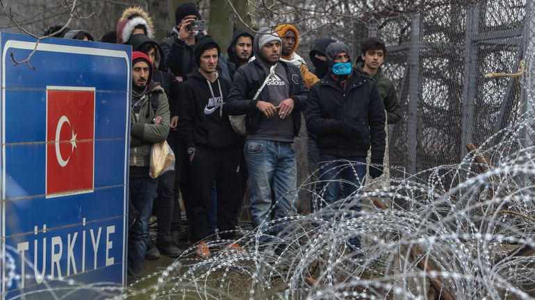 Conflit en Syrie: l'UE prépare une nouvelle aide de 500 millions d'euros pour les réfugiés en Turquie