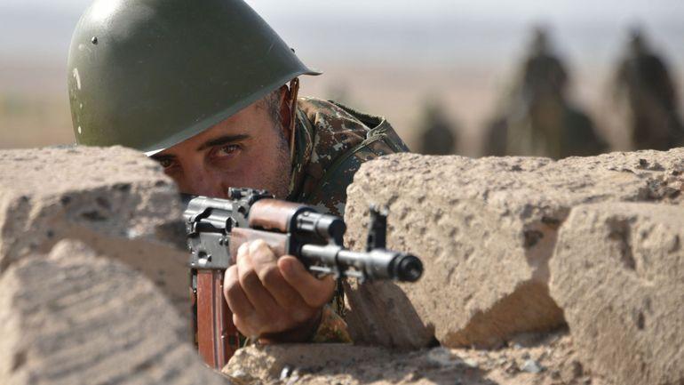 Haut-Karabakh : l'Azerbaïdjan accuse l'Arménie d'un bombardement meurtier, Erevan dément