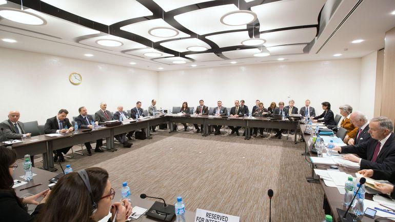 """Conflit en Syrie: l'opposition reclame des """"négociations directes"""" avec le régime à Genève"""