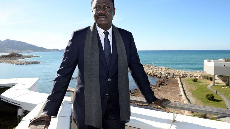 Pape Diouf, ancien président de l'Olympique de Marseille, est décédé du coronavirus