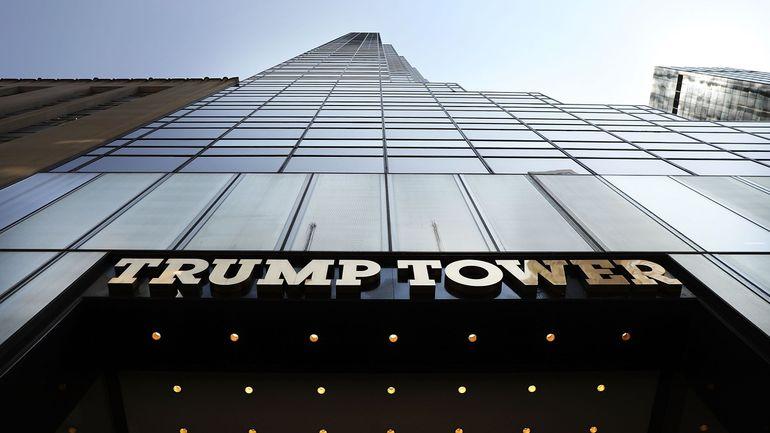 Mort de George Floyd: plusieurs interpellations au pied de la Trump Tower à New York