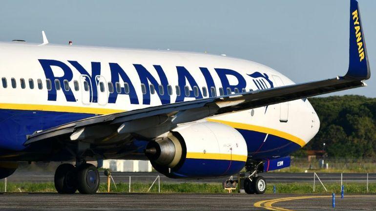 Les pilotes de Ryanair à nouveau en grève les 22 et 23août