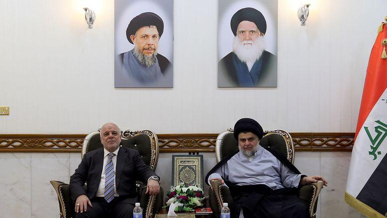 Irak: le Premier ministre et Moqtada sadr annoncent une alliance