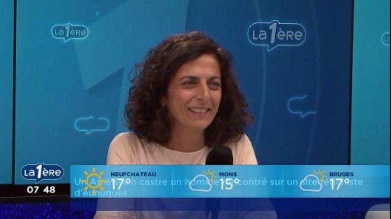"""Marie Arena, députée européenne (PS): """"deux MR à l'Europe ne peuvent représenter la Belgique"""""""