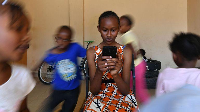 Huawei privé d'Android: les Kenyans, grands utilisateurs de la marque chinoise, inquiets