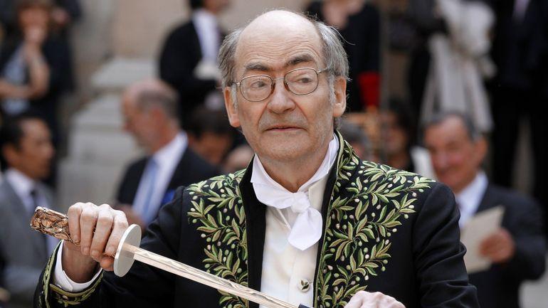 L'écrivain franco-belge François Weyergans, lauréat du prix Goncourt, est décédé à 78 ans