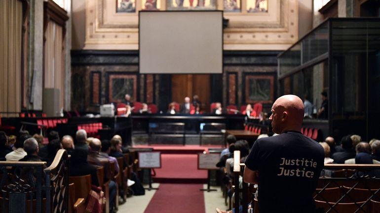 Assises Bruxelles: la cour prononcera son arrêt mardi pour répondre à la demande de report du procès
