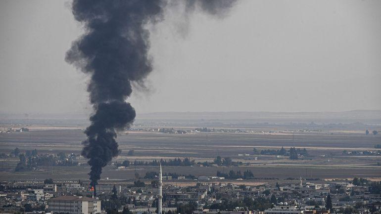 La Turquie accuse les forces kurdes de violer l'accord de cessez-le-feu