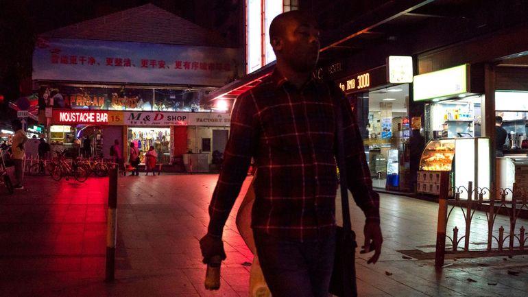 Coronavirus en Chine: sale temps pour les Africains de Canton, victimes de discrimination