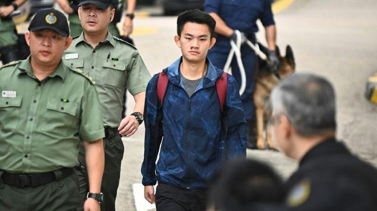 Un meurtre sordide à l'origine des manifestations monstres à Hong Kong