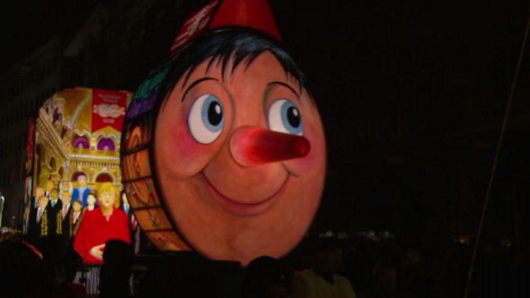 Suisse: début ce lundi matin du carnaval de Bâle