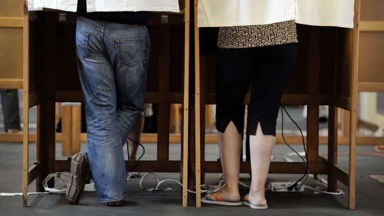 En Wallonie, vous avez plus de chances de voter pour un homme retraité que pour une jeune femme