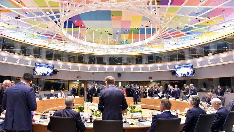 Un nouveau sommet européen sur le Brexit s'ouvre à Bruxelles