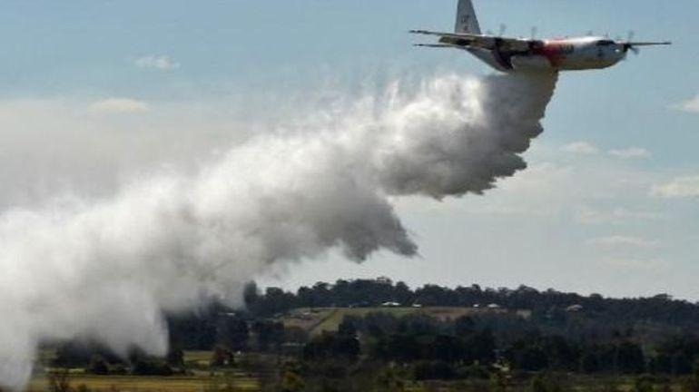 Australie: des centaines de rescapés après des feux de forêt au Royal National Park
