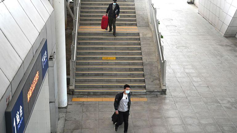 Coronavirus en Chine: la vie reprend son cours dans la province du Hubei après la levée des restrictions