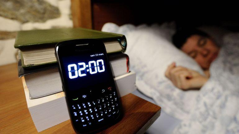 Passage à l'heure d'été: la nuit prochaine, à 2 heures, il sera (déjà) 3 heures du matin