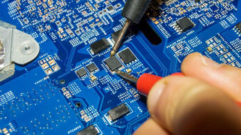 Guerre commerciale USA - Chine: les fabricants américains de puces informatiques doivent avoir une autorisation pour vendre en Chine