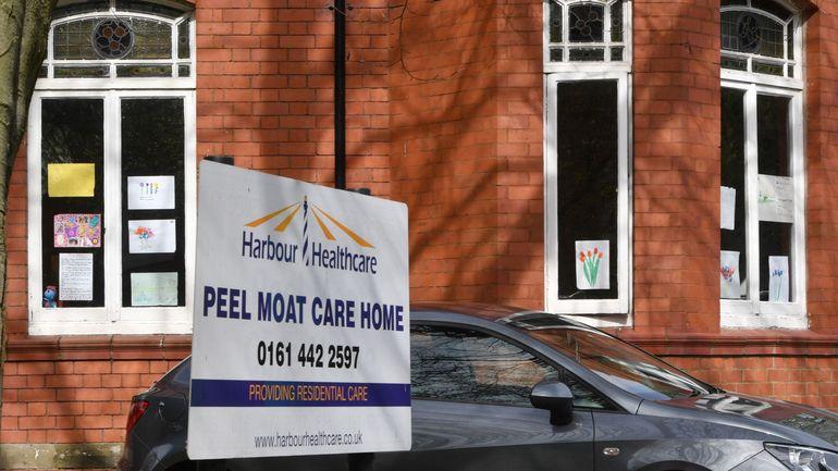 Coronavirus au Royaume-Uni: plus de 12.000 morts dans les maisons de retraite anglaises et galloises