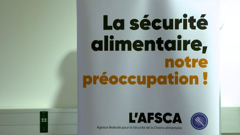 Questions à la Une: pourquoi a-t-on peur de l'AFSCA ?