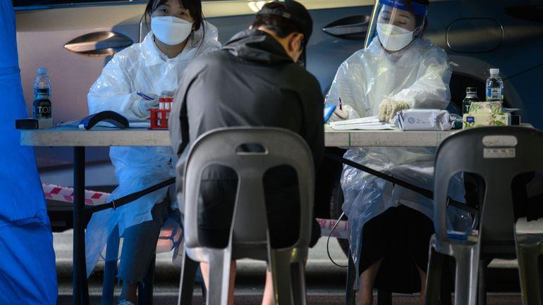 Coronavirus en Corée du Sud: flambée de cas près de Séoul, une nouvelle vague à venir?