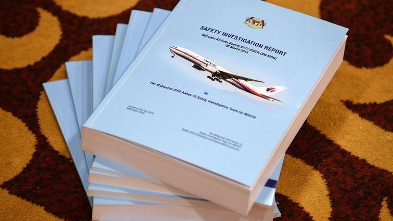 Disparition du MH370: Boeing a transmis des données cruciales aux enquêteurs français