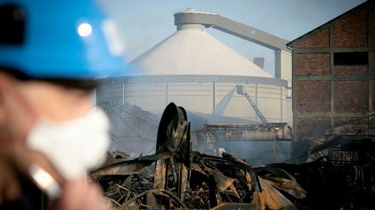 Incendie de Lubrizol à Rouen: l'enquête élargie à des manquements de sécurité