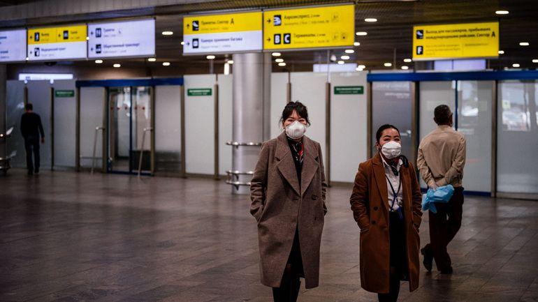 Coronavirus : la Russie suspend tous ses vols internationaux à partir de ce jeudi soir