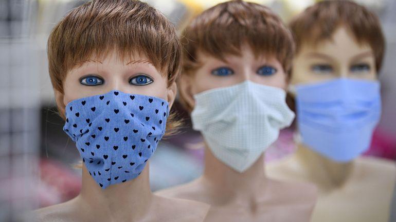 Coronavirus en Belgique: des masques oui, mais en tenant compte du budget de tous les ménages, demande Test Achats