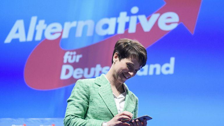 Allemagne: les données de 2000 membres du parti populiste AfD publiées sur internet