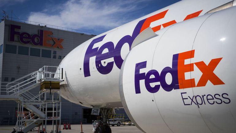 Soupçons d'espionnage autour de Huawei: la Chine va ouvrir une enquête sur l'américain FedEx