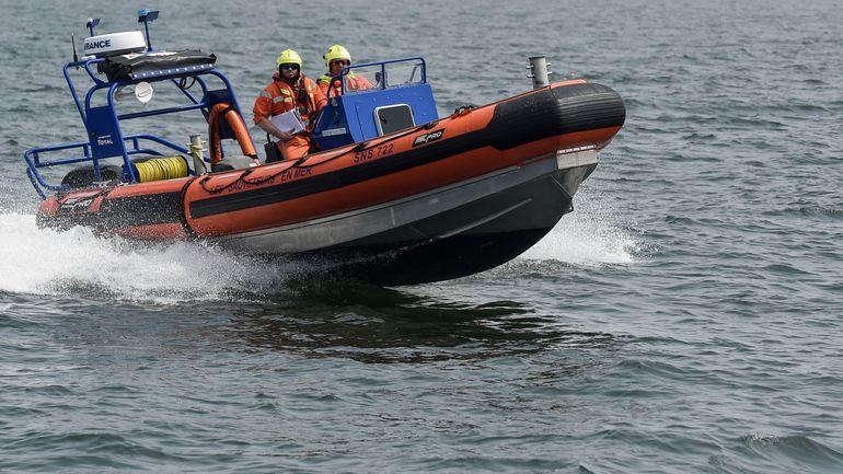 Naufrage d'un bateau à Coutainville, en France: trois enfants morts
