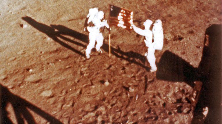 L'homme a-t-il vraiment marché sur la Lune il y a 50 ans? Certains sont sceptiques...
