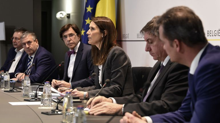 Prolonger les mesures coronavirus en Belgique, nouvelles fermetures d'entreprises, écoles: que va décider le Conseil national de sécurité? (direct)