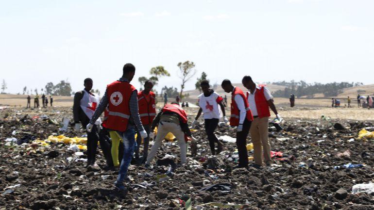 Ethiopian Airlines immobilise ses Boeing 737 MAX après le crash de dimanche