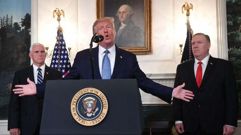 Donald Trump annonce la levée des sanctions imposées mi-octobre à la Turquie
