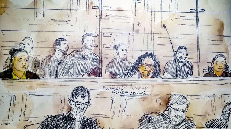 Commando raté de Notre-Dame: les deux principales accusées condamnées à 25 et 30 ans de réclusion