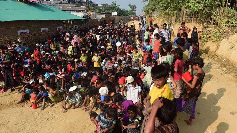 Retour des Rohingyas: le Bangladesh et la Birmanie acceptent l'aide du HCR