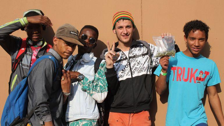Le cannabis autorisé en Afrique du sud