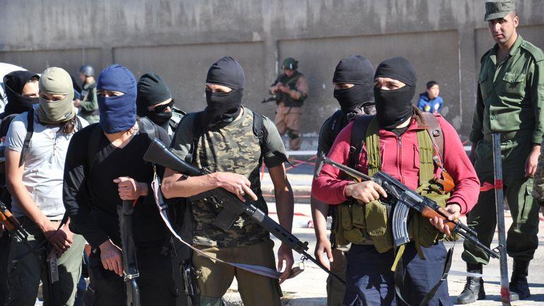 Au moins 1200 Européens détenus dans le nord de la Syrie, dont 700 enfants