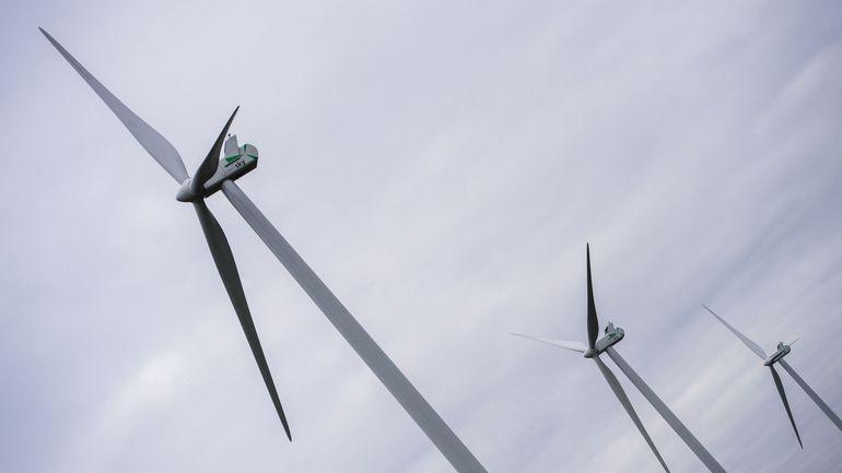 Enghien: éoliennes et polémique communautaire dans l'air?