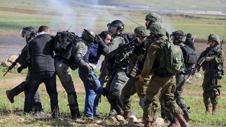Conflit israélo-palestinien: nouvelles frappes israéliennes à Gaza après des tirs de roquettes