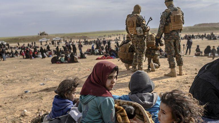 La Belgique a rejoint un groupe militaire restreint de la coalition anti-Daech, le CVEO